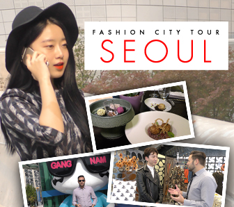 Fashion City Tour: Seoul